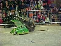 Tornado Robot Rumble Sunday 26th November 2000 Debenham